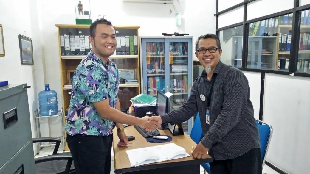 AMC Menjalin Kerjasama (MOU) dengan LIA